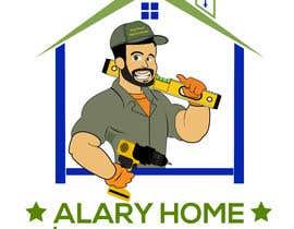 Nro 119 kilpailuun Logo Creation Alary Home Improvements käyttäjältä RokyTalukderR