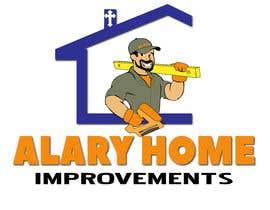 Nro 117 kilpailuun Logo Creation Alary Home Improvements käyttäjältä NickyNew