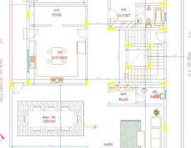 #9 for Make interior Furniture layout af sukantoray