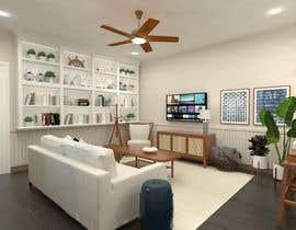 #65 cho 2 Bed 1 Bath Interior Design Project bởi mariaharagao