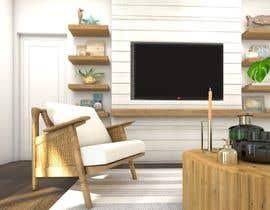 #49 untuk 2 Bed 1 Bath Interior Design Project oleh Fadheel1