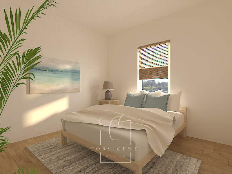 Contest Entry #                                        45                                      for                                         2 Bed 1 Bath Interior Design Project