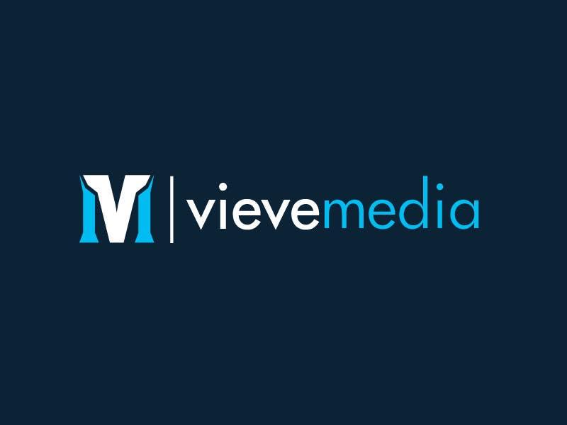 Konkurrenceindlæg #                                        75                                      for                                         Design a Logo for Vieve Media