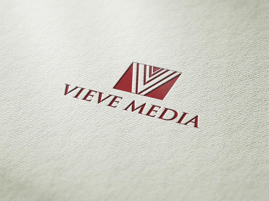 Konkurrenceindlæg #                                        66                                      for                                         Design a Logo for Vieve Media