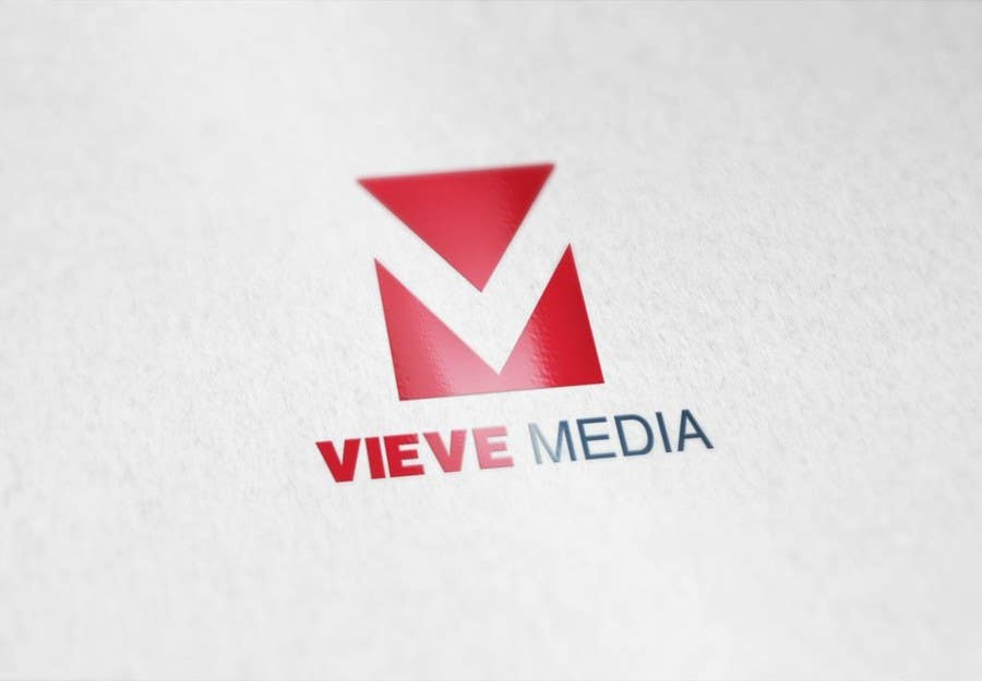 Konkurrenceindlæg #                                        14                                      for                                         Design a Logo for Vieve Media