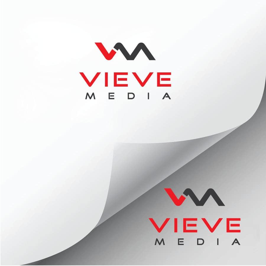 Konkurrenceindlæg #                                        92                                      for                                         Design a Logo for Vieve Media