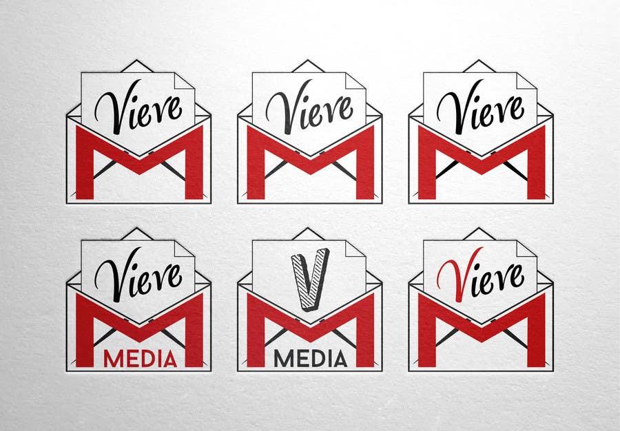 Inscrição nº 50 do Concurso para Design a Logo for Vieve Media