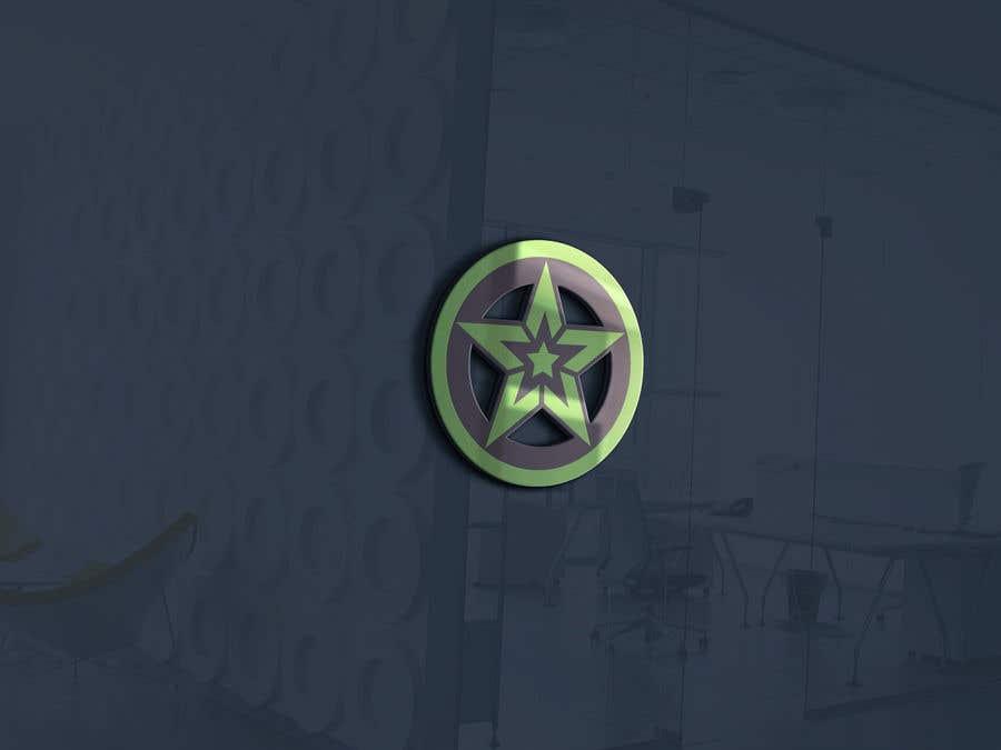 Kilpailutyö #                                        348                                      kilpailussa                                         Create a circular version of our logo ...