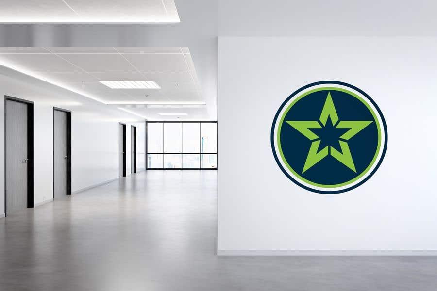 Kilpailutyö #                                        341                                      kilpailussa                                         Create a circular version of our logo ...