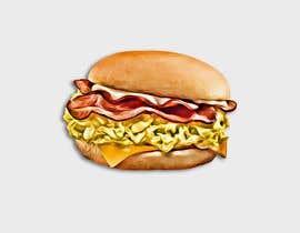 #4 for Design a Bacon and Egg roll emoticon af nikon0079