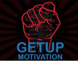 #17 for Looking for a logo for a radio show. The radio show is Getup Motivation by rabbisheikh