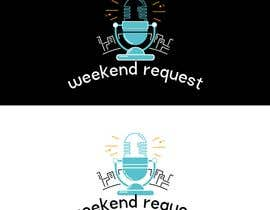#24 for Looking for a logo for a radio show. The radio show is Weekend Request. by Alpha7n