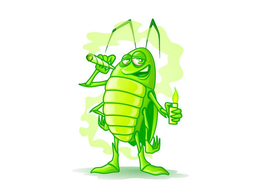 Конкурсная заявка №                                        61                                      для                                         Roach Cartoon Character for a new website - 20/01/2021 20:06 EST