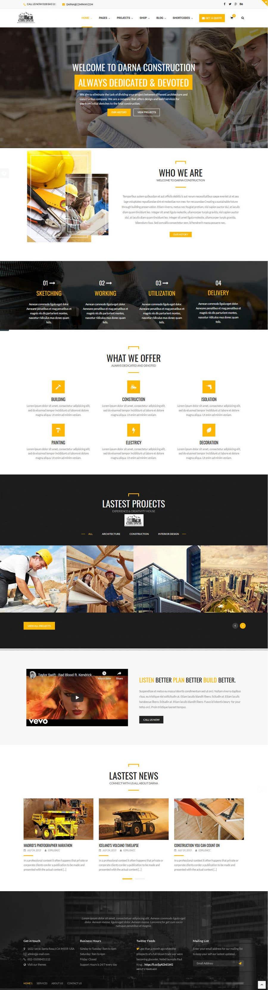 Kilpailutyö #                                        62                                      kilpailussa                                         Build me a website
