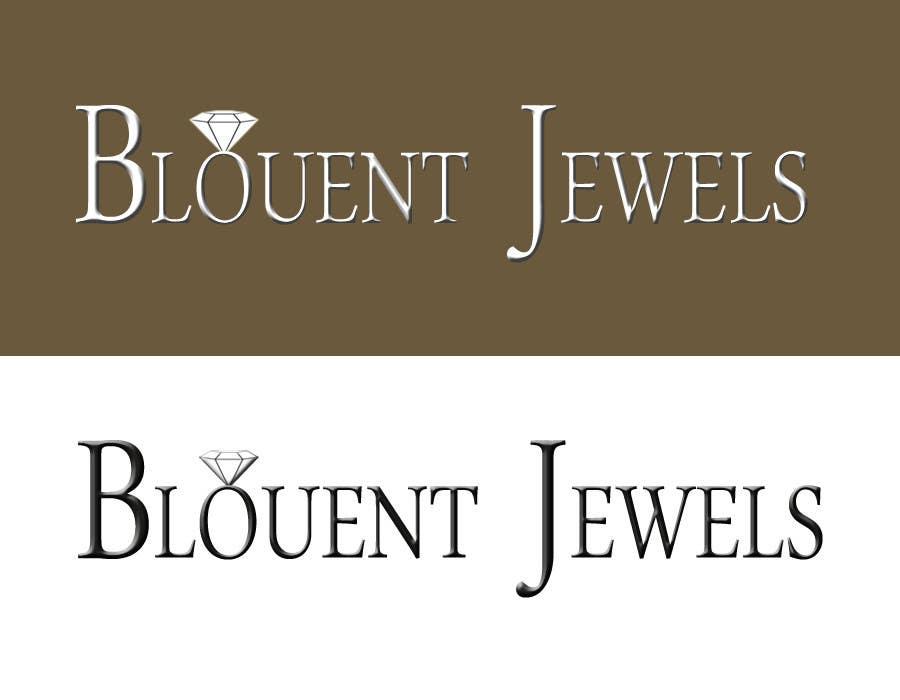 Kilpailutyö #69 kilpailussa Logo Design for a Jewelry Store