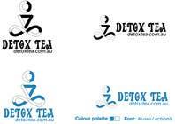 Design a Logo for detoxtea.com.au için Graphic Design3 No.lu Yarışma Girdisi
