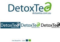 Design a Logo for detoxtea.com.au için Graphic Design52 No.lu Yarışma Girdisi