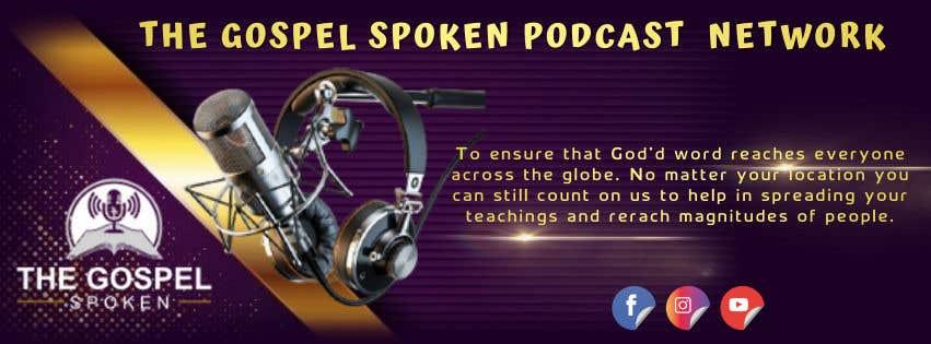 Konkurrenceindlæg #                                        46                                      for                                         Facebook Cover for Podcast Hosting Site