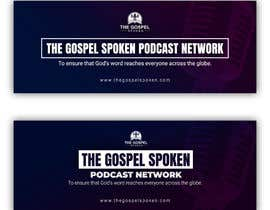 #37 for Facebook Cover for Podcast Hosting Site af TheCloudDigital