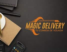 Nro 43 kilpailuun Create a brand logo and eslogan for an Delivery App käyttäjältä Kamrul7194