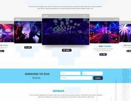 Nro 8 kilpailuun Website templates for security pentesting website käyttäjältä aminulem