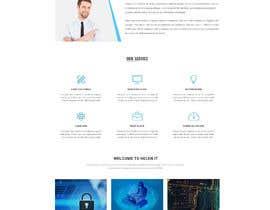 Nro 7 kilpailuun Website templates for security pentesting website käyttäjältä rakibuddinsarkar