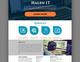 Nro 2 kilpailuun Website templates for security pentesting website käyttäjältä Farhansstore