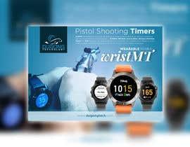 nº 18 pour Create 1/4 page & 1/2 page advertisement for printed magazine par abid4design