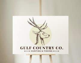 #4 cho Website/Hat/T-shirt logo is needed. The Company is called Gulf Country Co. I have a tag line that I'd like added also which is: Hunting & Fishing. This is an Australian Company. It's a new company that will sell apparel. Including hats. Shirts bởi EffaEsfarezza