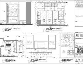 mheidie tarafından Architect's Design for a 2-bedroom Round, Grass Thatched House için no 7