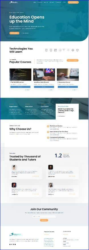 Penyertaan Peraduan #                                        3                                      untuk                                         Customise EasyBlog Template Like main webiste