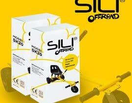 Nro 17 kilpailuun Packaging Design - Colour Outer Box for Kids Toy (Hoverkart) käyttäjältä heyhams