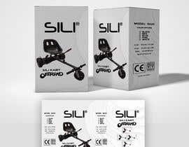 Nro 12 kilpailuun Packaging Design - Colour Outer Box for Kids Toy (Hoverkart) käyttäjältä DesignerMaster12