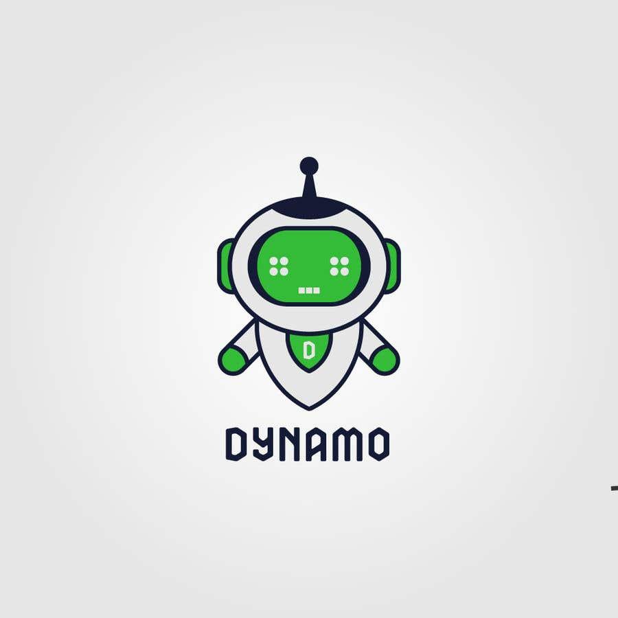 Конкурсная заявка №                                        461                                      для                                         Logo for Dynamo