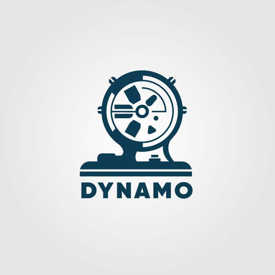 Конкурсная заявка №                                        566                                      для                                         Logo for Dynamo