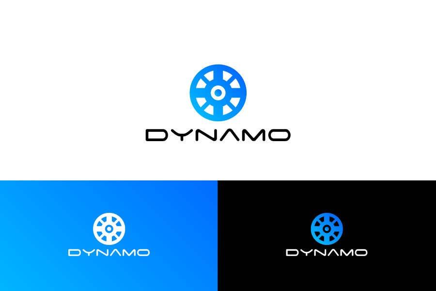 Конкурсная заявка №                                        384                                      для                                         Logo for Dynamo