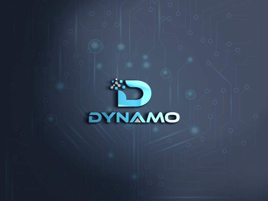 Конкурсная заявка №                                        653                                      для                                         Logo for Dynamo