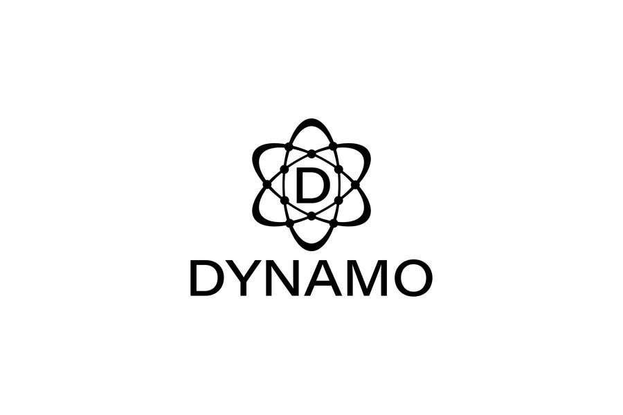 Конкурсная заявка №                                        593                                      для                                         Logo for Dynamo
