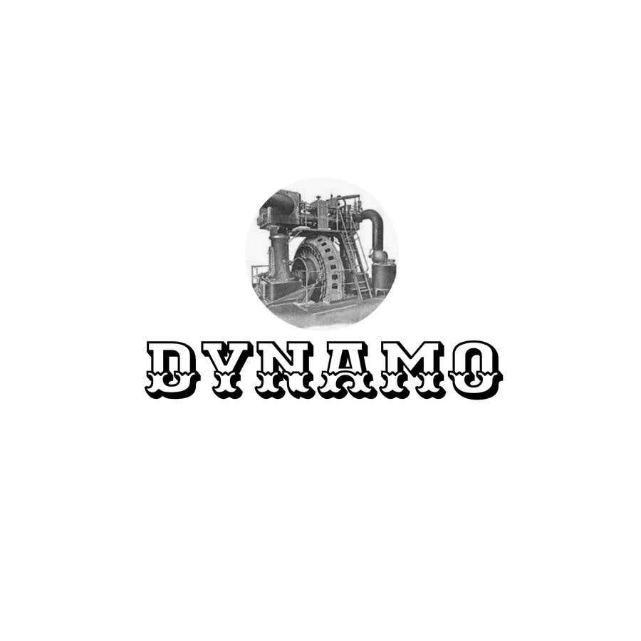 Конкурсная заявка №                                        475                                      для                                         Logo for Dynamo