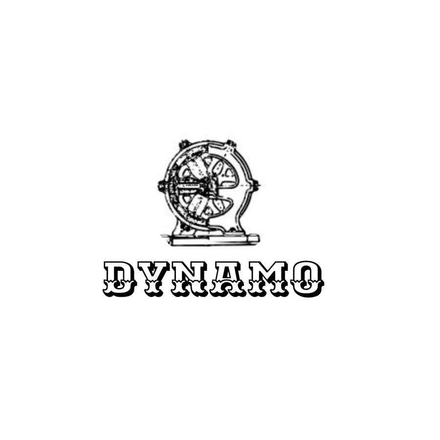 Конкурсная заявка №                                        477                                      для                                         Logo for Dynamo