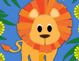 #1 for A Children's picture of a Lion af BizzyBzzz