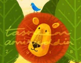 #17 cho A Children's picture of a Lion bởi TasneemJuzar