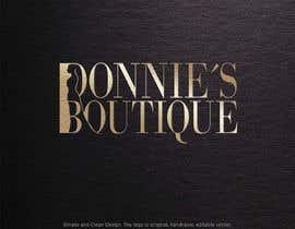 Nro 137 kilpailuun Donnie's Boutique käyttäjältä NamiKim