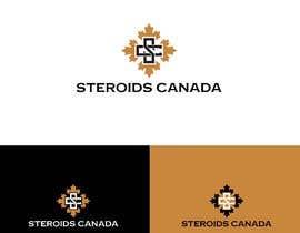 #587 untuk Logo Design For Steroids Canada oleh ericsatya233