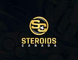 #761 untuk Logo Design For Steroids Canada oleh sohelranafreela7
