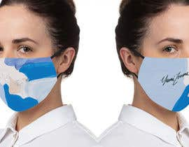 #14 for Create two product photos of a facemask using the design attached by islamatiqul483