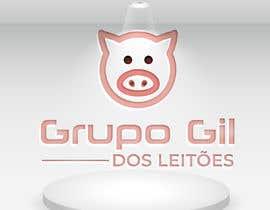 #95 for Piglet restaurant logo af designcute