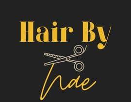 #146 cho Make me a Logo  ( HAIR BY NAE ) bởi nurulcheismail