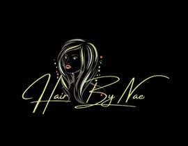 #148 cho Make me a Logo  ( HAIR BY NAE ) bởi nurulcheismail