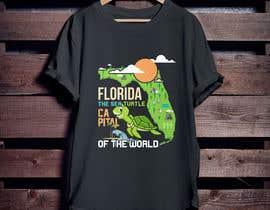 #327 для FLORIDA SEA TURTLE T- SHIRT DESIGN от MohammadYeasir